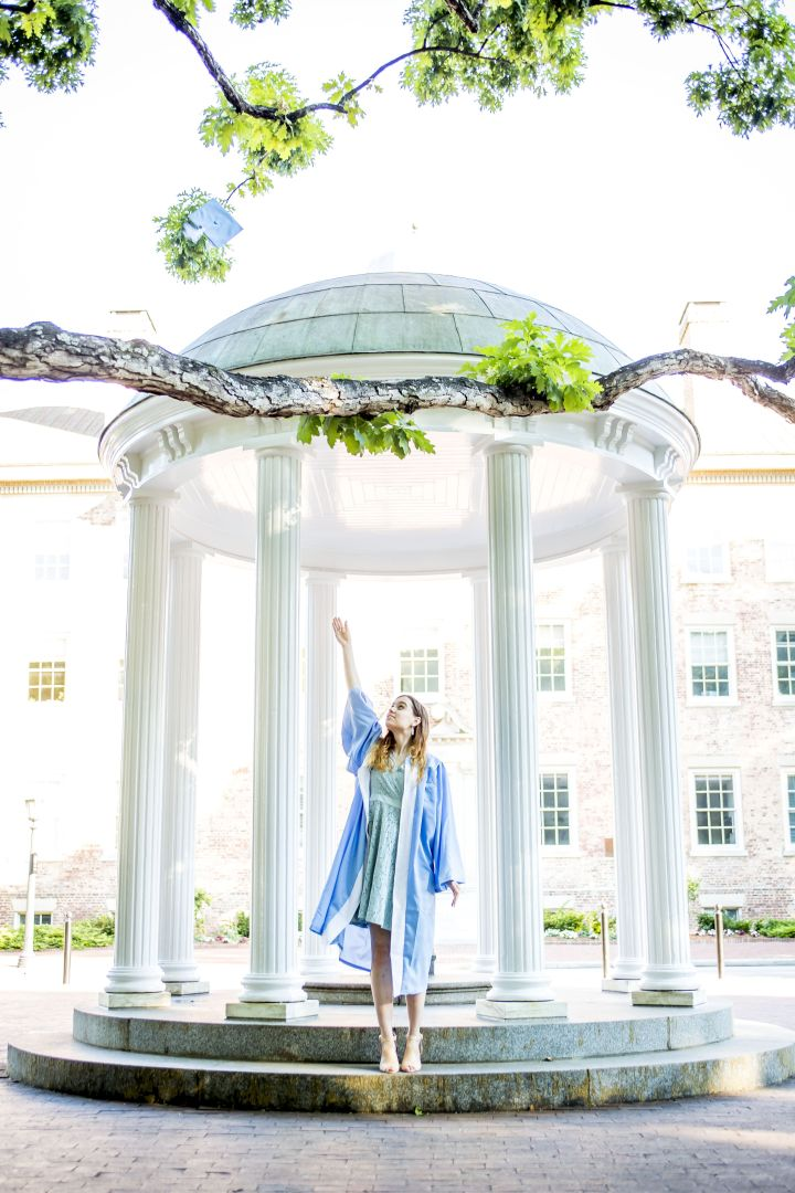 40 Firsts as a Carolina Student